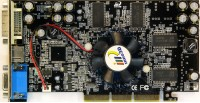 (149) Inno3D Tornado FX5700-8X W/128MB