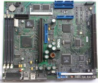 on Dell motherboard