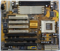 Motherboard with SiS 5598