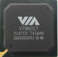 VIA VT8601T Northbridge